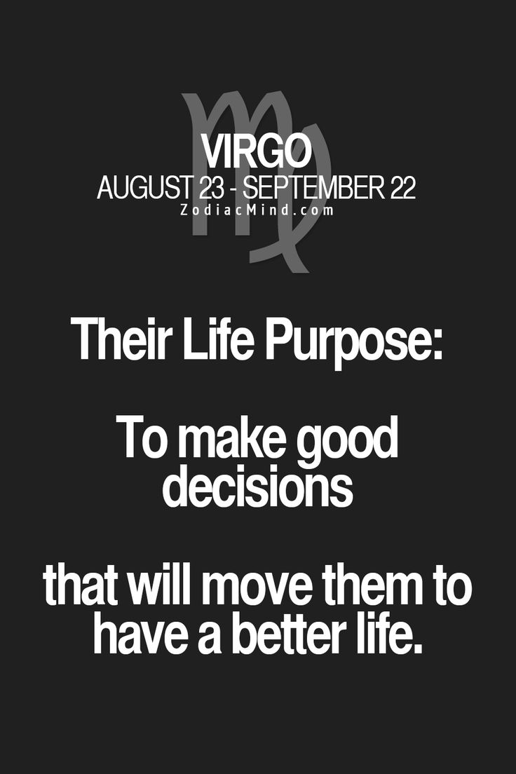 VIRGO, Yes… every decision has a Cause+Effort. So.... One must make choices that have a positive effect on the next potential decision.
