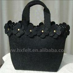 Felt Bag With Handmade Decorations , Find Complete Details about Felt Bag With…