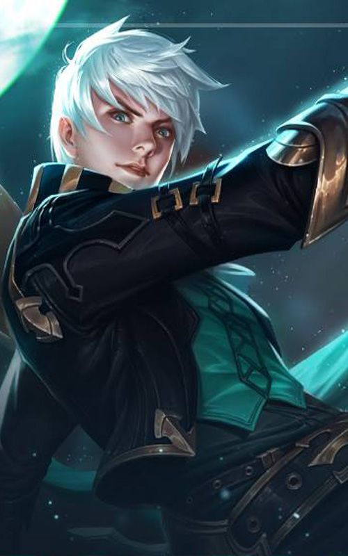 Gusion Mobile Legends Mobile Legend Art Pinterest Mobile