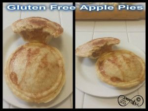 Gluten Free Apple Pies