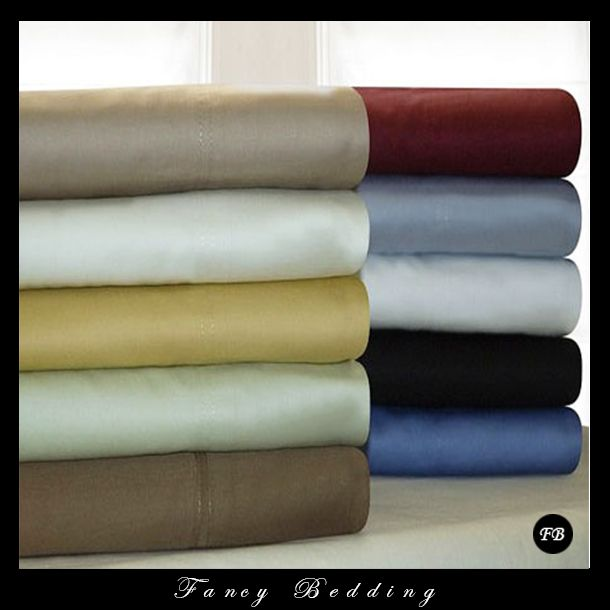 solid colors sheet set thread count 100 egyptian cotton this sheet set - 100 Egyptian Cotton Sheets