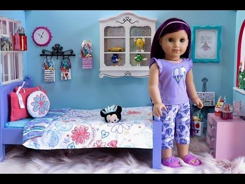 American Girl Doll Gourmet Kitchen Set ~ NEW - YouTube