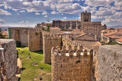 City of Avila, SpainAvila Spain, Favorite Places, Avilaspain, Medieval Cities, La Muralla, Wonder Places, Spanish Places, Of Spain, Central Spain