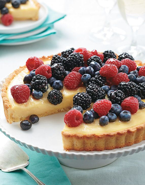 Summer Fruit Tart Recipe Fruit Tart Recipe Desserts Dessert Recipes