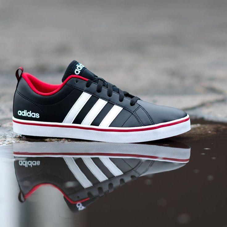 #buty #shoes #sneakers #men #menswear #menshoes #meskie #sneakersholics #sneakershots #photography #photo #adidas #pace #neo #adidasneo #casual #lifestyle #pivotpoint #blackredandwhite #cliffsport