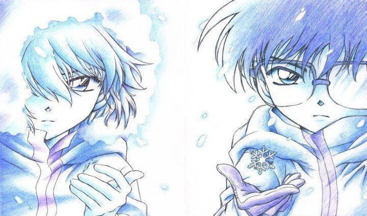 Conan ♥ Haibara - Detective Conan