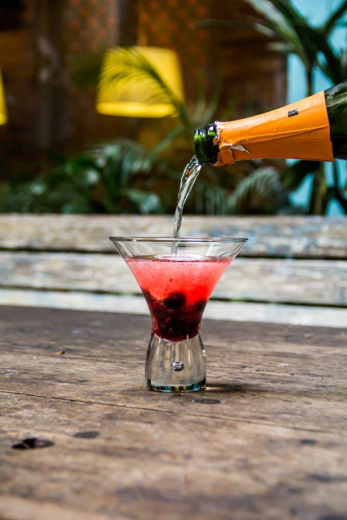 Pecado Mortal en #Bar #ElSantisimo #Cartagena