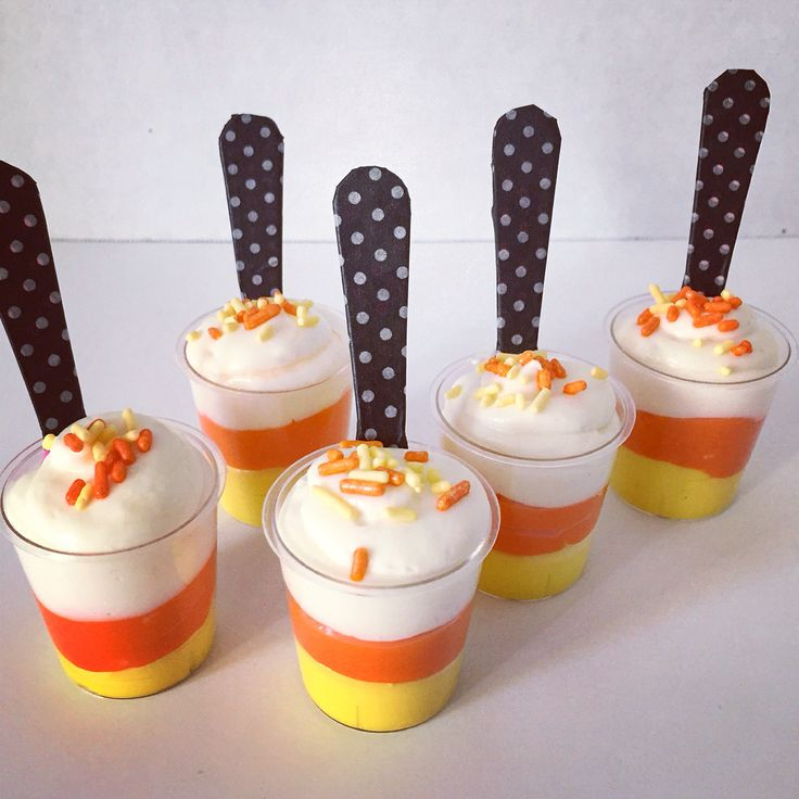 halloween small desserts