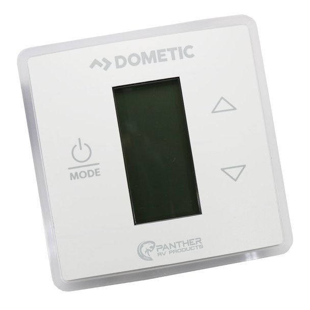 Dometic 3316250 700 Single Zone Ct Thermostat Cool Furnace White Thermostat Rv Air Conditioner Air Conditioning Unit