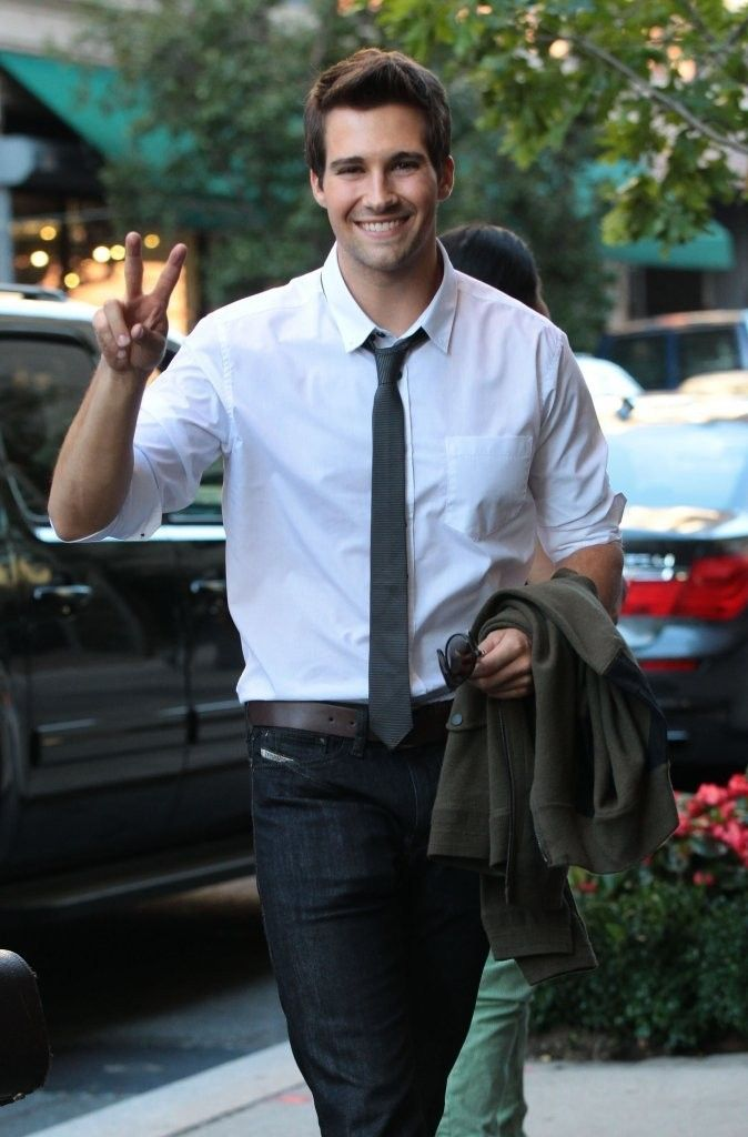 James Maslow Photos - Big Time Rush Arrives at Their NYC Hotel - Zimbio