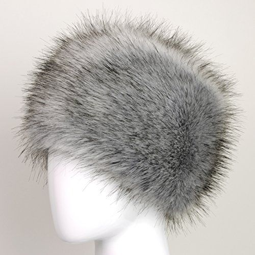 Faux Fur Cossak Russian Style Hat for Ladies Winter Hat #FauxFur #Cossak #RussianStyleHat #LadiesWinterHat #Futrzane #winterhat #BomberHats #hats