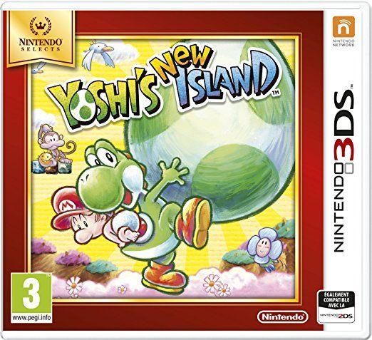 Yoshi's New Island - Nintendo Selects