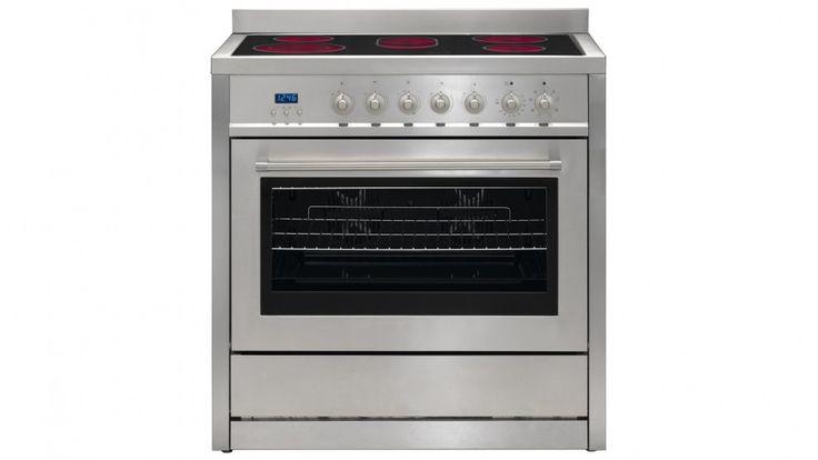 Euromaid 90cm Professional Series Freestanding Cooker - Freestanding Cookers - Appliances - Kitchen Appliances | Harvey Norman Australia