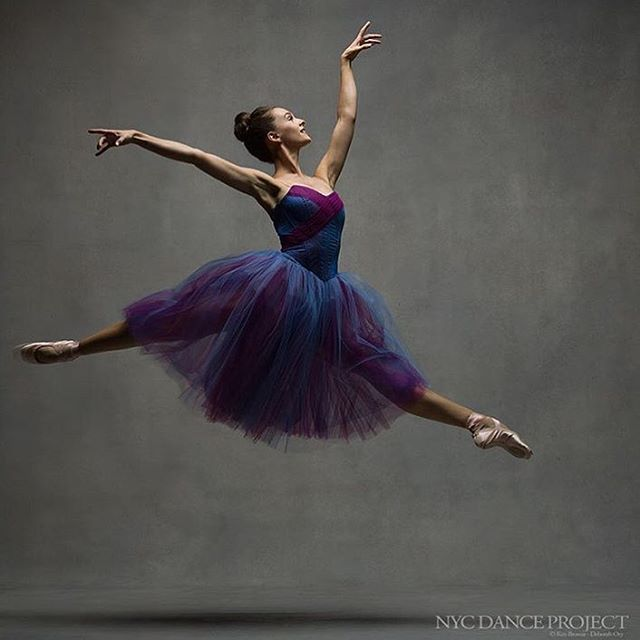 Lauren Lovette (New York City Ballet).