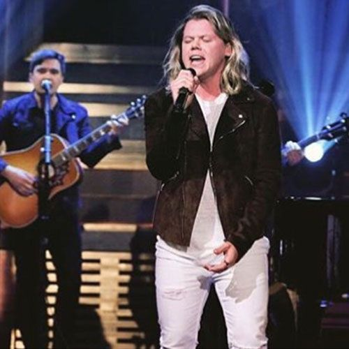 Conrad Sewell takes over US TV with stops at Fallon and GMA