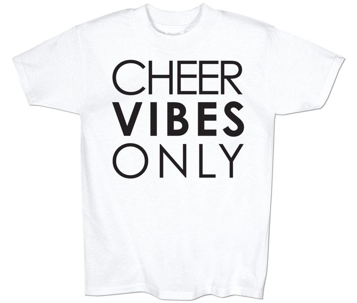 Cheer-Vibes-Only-Tee