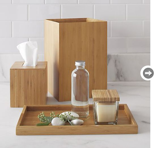 17 Best Ideas About Bamboo Bathroom Accessories On Pinterest