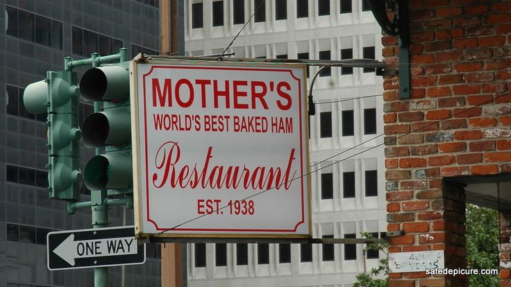 Mother's. New Orleans, LA. Holy shit. Doesn't matter what you eat. It's just good.