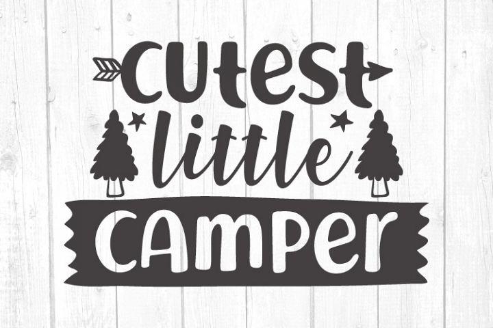 Download Cutest little camper Svg, Camper Svg, Camping Svg in 2020 ...
