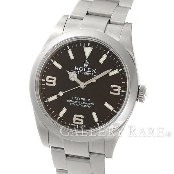 ロレックス エクスプローラー1 ランダムシリアル ルーレット 214270 ROLEX 腕時計