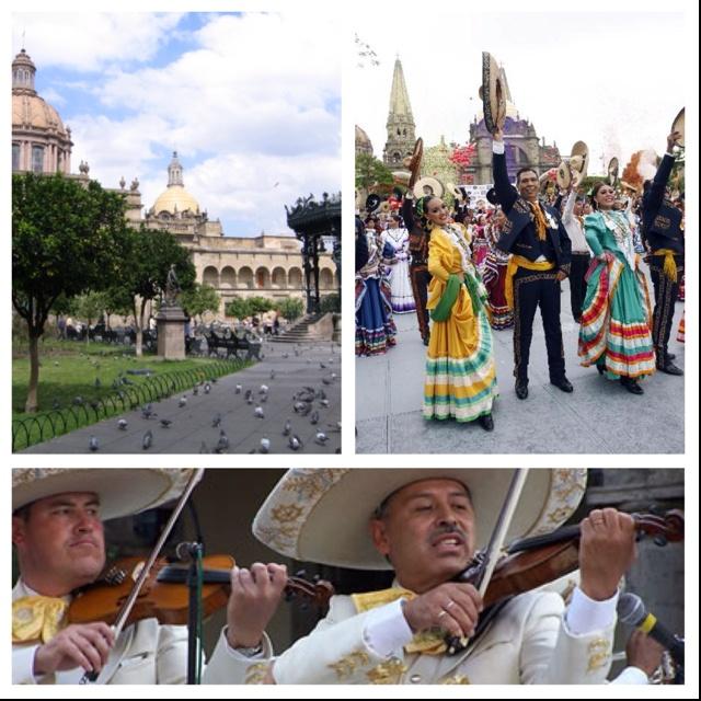 Plaza de los Mariachis  Guadalajara, Mexico