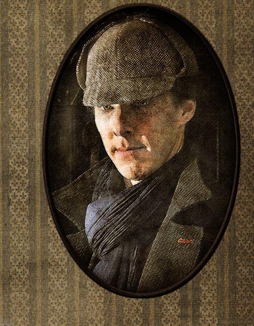 Sherlock. http://pinterest.com/aggiedem/the-best-of-benny/ http://pinterest.com/aggiedem/sherlock-addict/ http://pinterest.com/aggiedem/sherbatched-or-cumberlocked/