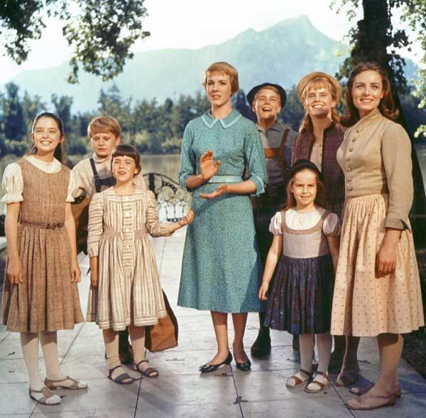 Sound of Music- My Favorite Movie!