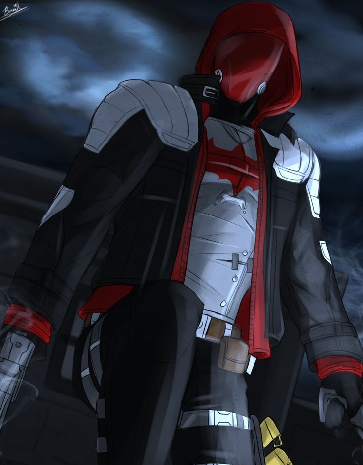 The Red Hood - Arkham ...