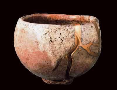 X  Hon'ami Kōetsu - Chawan (Seppo) #pottery #Japanese_pottery #ceramics #Japanese_ceramics #cup #teacup #chawan #tea_bowl