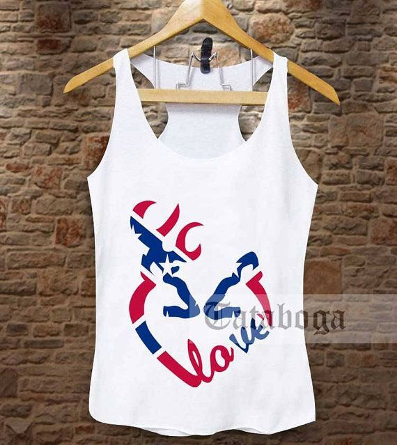 Love Browning  RebeL Flag Tank by tataboga on Etsy, $16.50