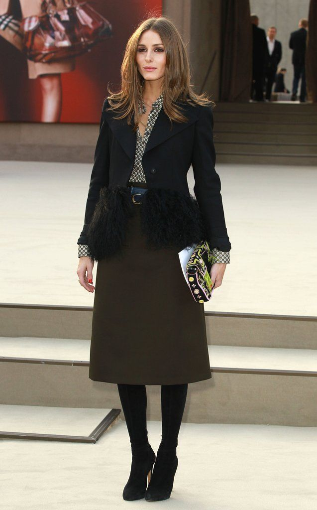 Olivia Palermo's Style Is Second Only to This Woman