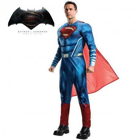 #Disfraz de #Superman - #ElAmanecerdelaJusticia #DCComics #WarnerBros #BatmanVSSuperman