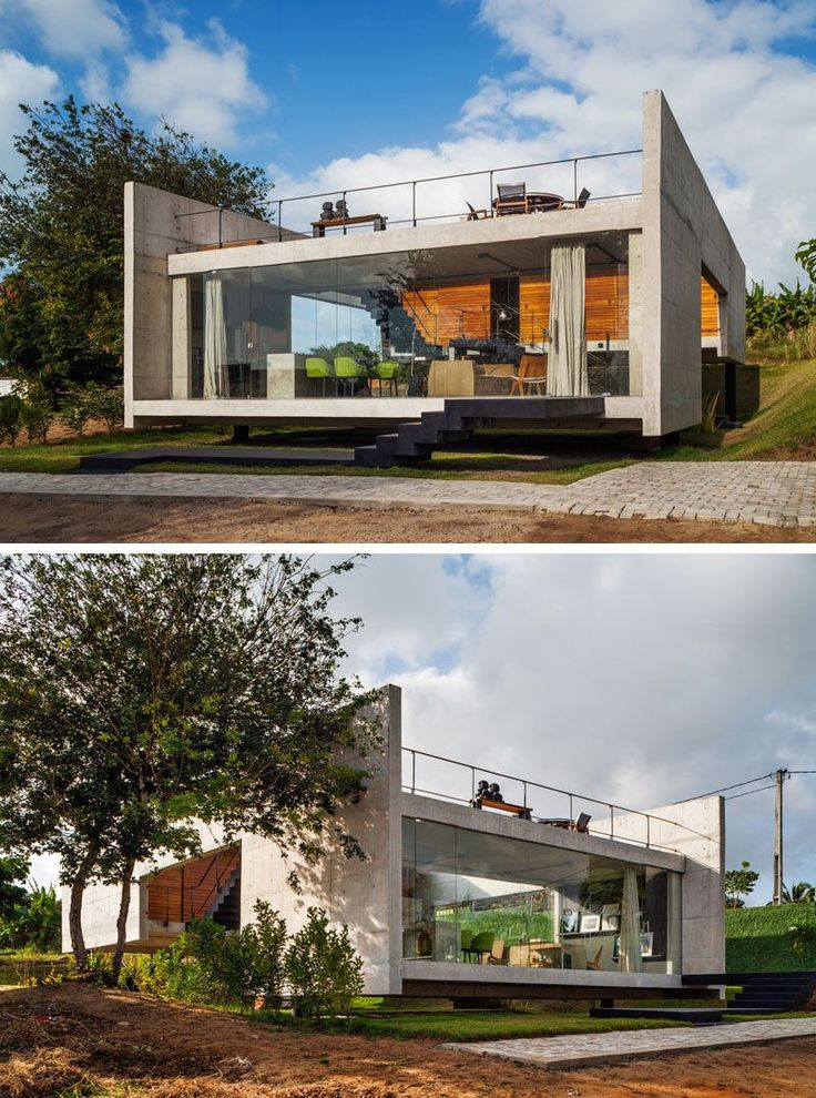 Exterior Home Design 3d House App For Android: Best 25+ Modern House Exteriors Ideas On Pinterest
