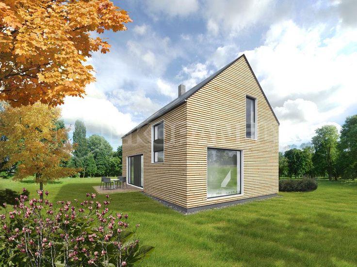 Typový dům   BETA 70 – Patrový typový dům