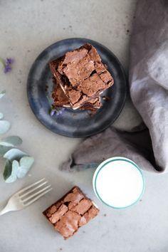 Bestes Brownies Rezept mit Kinderriegel Stücken Zuckerzimtundliebe.de