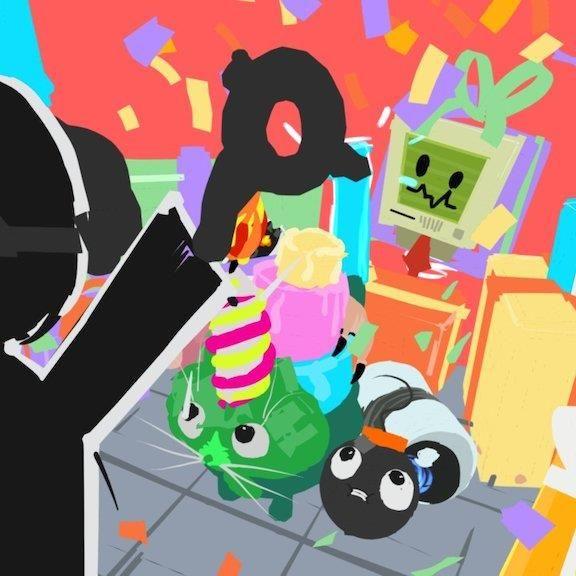 Amazing Tilt Brush sketch from Elizabeth Edwards for #ViveDay! Can you name all the Vive games featured? https://sketchfab.com/models/7fb1792ea07d484491be5d14c3543185 #vrshop #vrheadset #htcvive #psvr #bobovr #baofeng #mobilevr #vr360 #vrnews #virtualreality #immersive #htcive #vrbox #virtualrealityshop #vrheadsetsshop #sale #saleprice #mobilevr