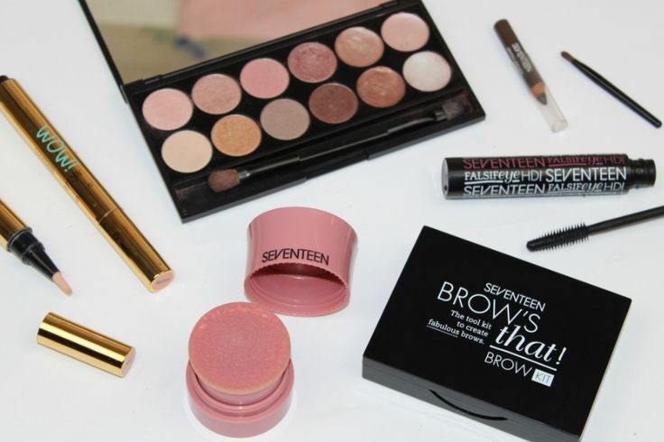 The 5 Best Drugstore Products Worth Buying from Seventeen Makeup - http://pinkparadisebeauty.blogspot.co.uk/2017/01/the-five-best-drugstore-products-worth.html