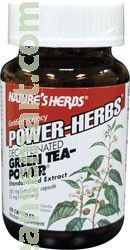 caffeine free green tea supplement | green tea capsules | green tea