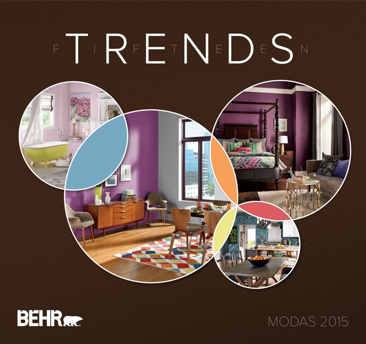 39 Best Images About BEHR 2015 Color Trends On Pinterest
