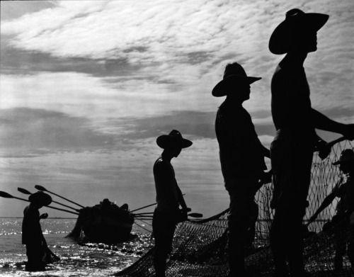 Redes, Alvarado, Veracruz, 1936Photo by Paul Strand