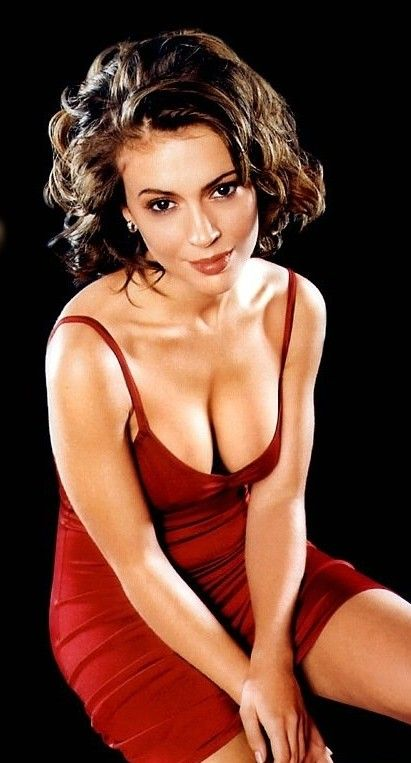 alyssa milano celebrities - photo #8