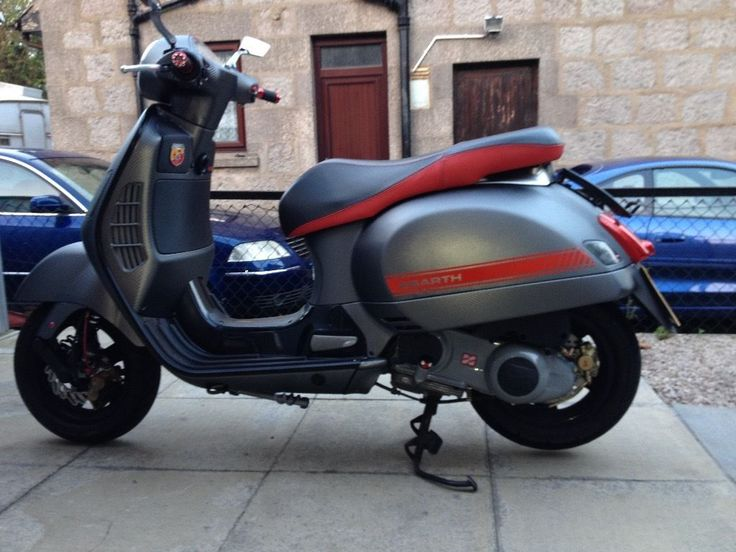 VESPA GT 200 | United Kingdom | Gumtree