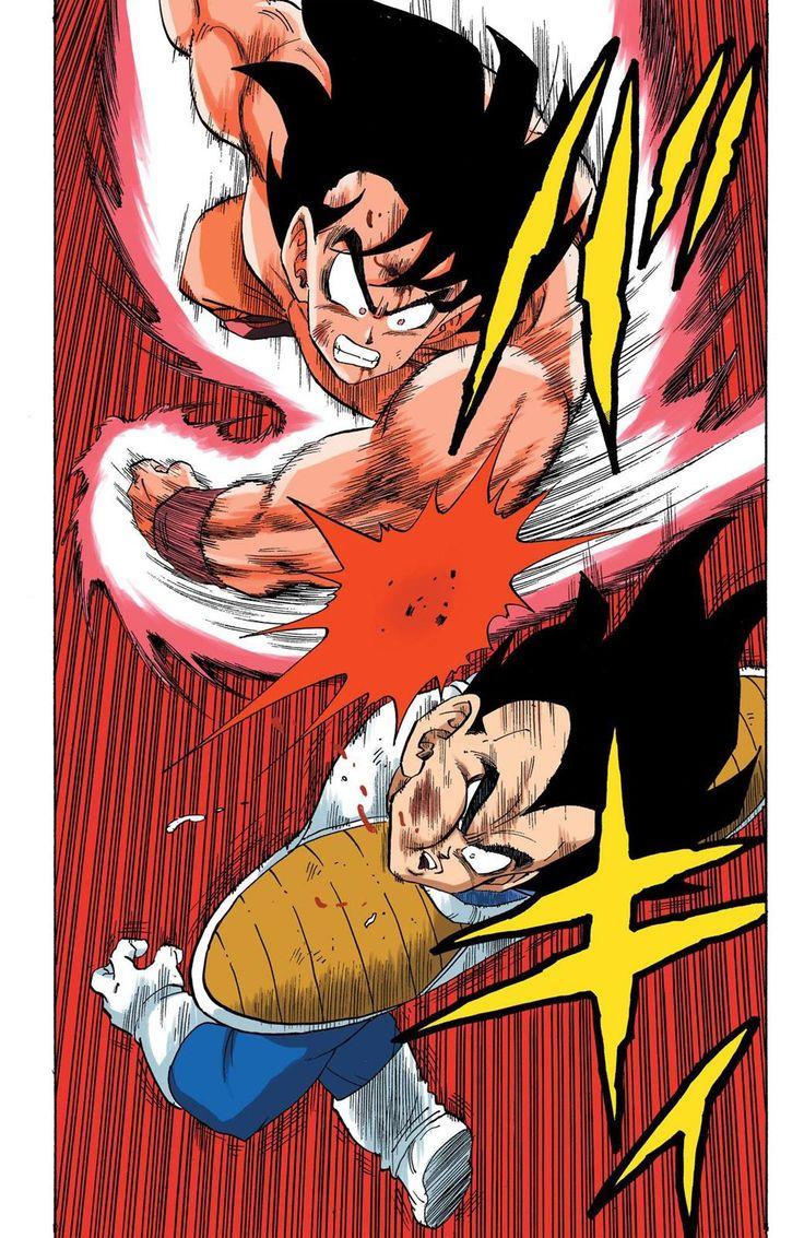 Dragon Ball Full Color - Saiyan Arc Chapter 36 Page 7