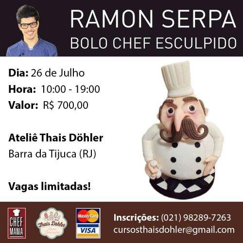www.chefmania.com.br Chef Ramon Serpa