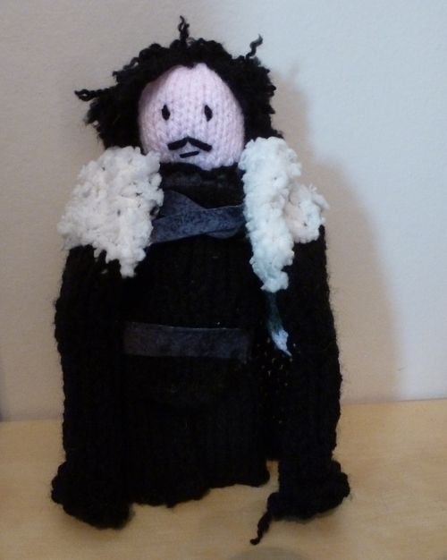 Pattern: You Know Nothing Jon Snow