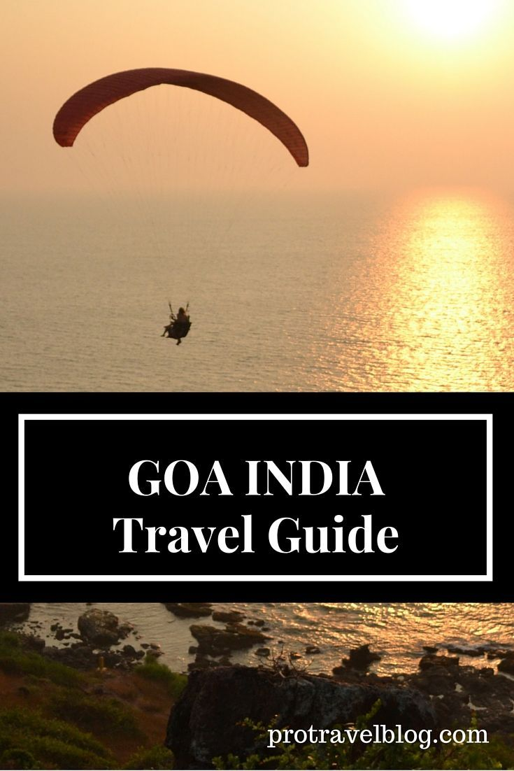 Traveling to GOA India? Check out this incredible travel guide for tips on where to stay, what to eat, where to play, and what to see!