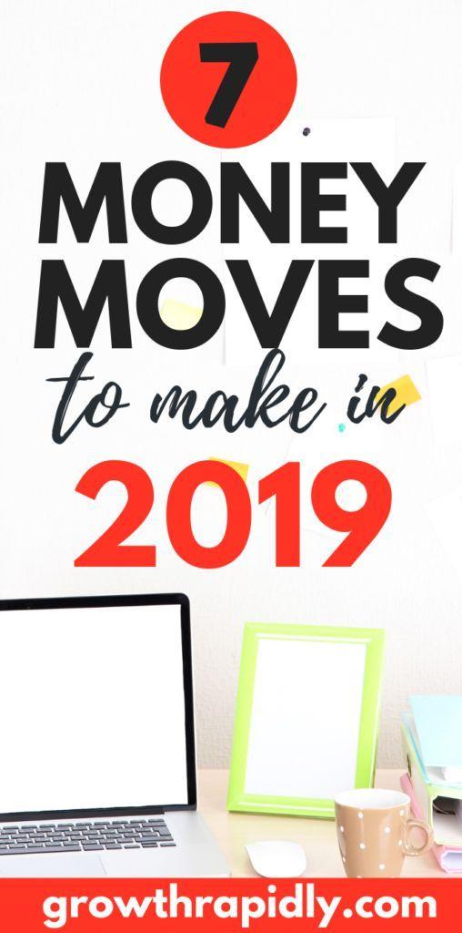 Hier sind einige wichtige Schritte, die 2019 unternommen werden müssen, um Ihre Finanzen zu verbessern. #Neujahr…   – Money Tips