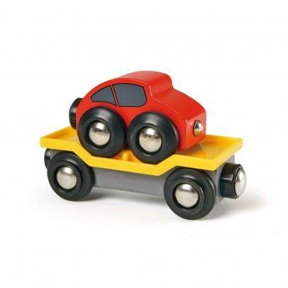 BRIO Wagon transporteur de voitures