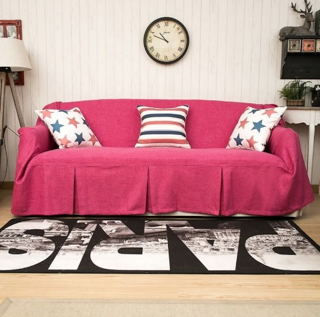 17 best One piece Sofa Cover images on Pinterest | Couch covers ...