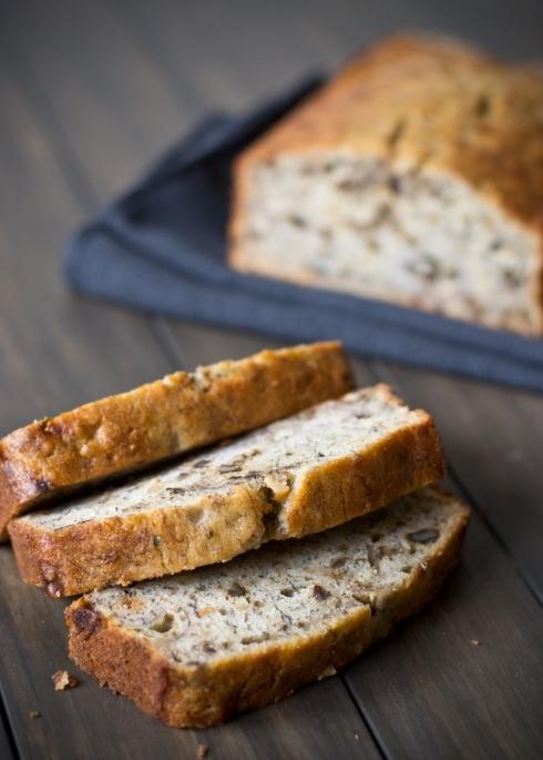 banana nut bread #bread #sweet #banana